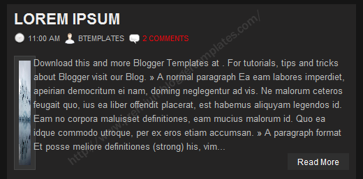 Probem of Post Thumbnails with IE 9